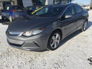 Used 2018 Chevrolet Volt 5dr Hb Lt for sale in St-Hubert, QC