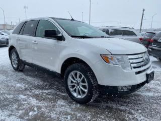 Used 2010 Ford Edge SEL AWD for sale in Mirabel, QC
