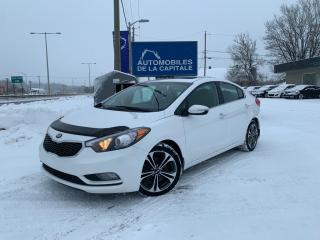 Used 2015 Kia Forte EX for sale in Québec, QC