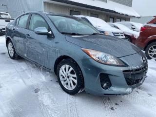 Used 2013 Mazda MAZDA3 GS-SKY for sale in Mirabel, QC