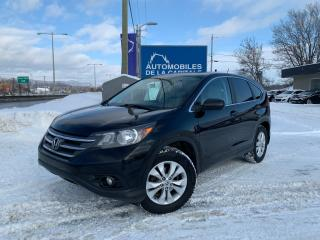 Used 2012 Honda CR-V EX for sale in Québec, QC