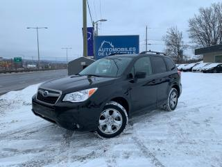 Used 2014 Subaru Forester i for sale in Québec, QC