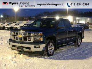 Used 2015 Chevrolet Silverado 1500 LTZ  6.2 V8, RARE FIND! for sale in Orleans, ON