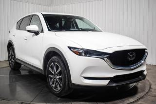 Used 2017 Mazda CX-5 GT AWD CUIR TOIT NAVIGATION for sale in St-Hubert, QC