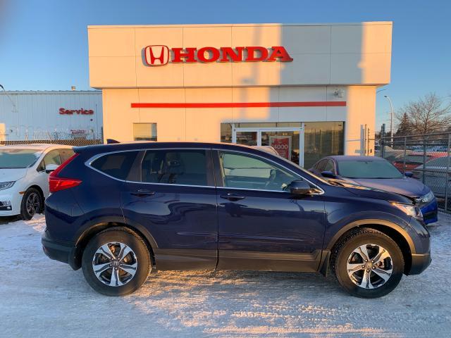 2017 Honda CR-V LX AWD HONDA CERTIFIED
