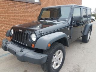 Used 2009 Jeep Wrangler X-ONE OWNER for sale in Oakville, ON