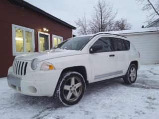 Used 2009 Jeep Compass Limited*cuir*mags*fogs*4x4 for sale in Richelieu, QC