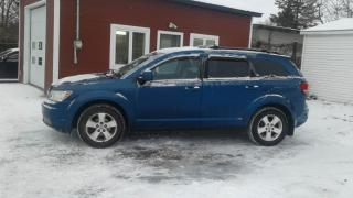 Used 2009 Dodge Journey Sxt*bluetooth*cruise*mags for sale in Richelieu, QC
