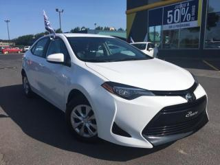 Used 2017 Toyota Corolla CE PLUS BLUETOOTH for sale in Ste-Marie, QC
