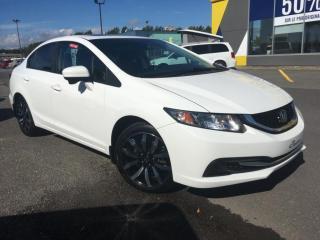 Used 2014 Honda Civic EX Toit Ouvrant Jamais AccidentÉ for sale in Ste-Marie, QC