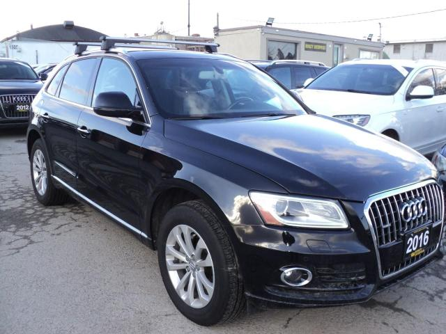 2016 Audi Q5 2.0T Progressiv PANORAMIC,NAVIGATION,CAMERA