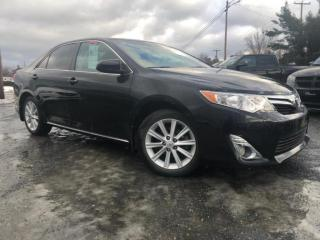 Used 2014 Toyota Camry Xle Cuir Toit Mags for sale in Ste-Marie, QC