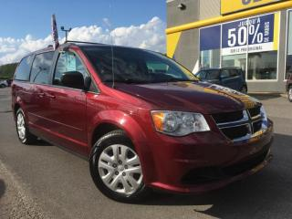 Used 2017 Dodge Grand Caravan SXT Stow N Go for sale in Ste-Marie, QC