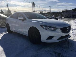 Used 2017 Mazda MAZDA6 GS GPS MAGS BLUTOOTH for sale in Ste-Marie, QC