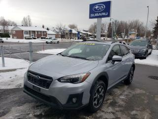 Used 2018 Subaru XV Crosstrek SPORT TOIT OUVRANT AWD for sale in Repentigny, QC