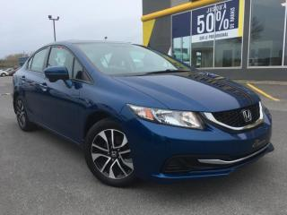 Used 2015 Honda Civic EX TOIT MAGS BLUETOOTH for sale in Ste-Marie, QC