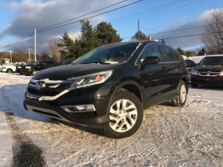 Used 2016 Honda CR-V SE AWD BLUETOOTH for sale in Ste-Marie, QC