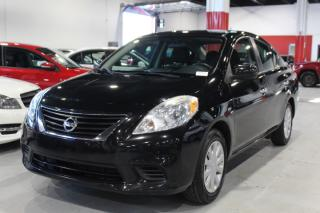 Used 2013 Nissan Versa SV 4D Sedan at for sale in Ste-Catherine, QC
