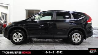 Used 2014 Honda CR-V LX + AWD + TRES BAS KILOMETRAGE + BLUETO for sale in Trois-Rivières, QC