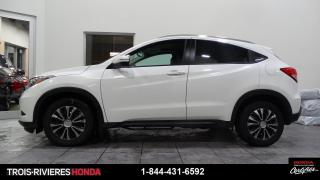 Used 2017 Honda HR-V EX-L + NAVI + AWD + MAGS + CUIR + RADIO for sale in Trois-Rivières, QC