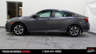 Used 2016 Honda Civic DX + BLUETOOTH + DEMARREUR A DISTANCE for sale in Trois-Rivières, QC