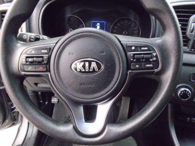 2018 Kia Sportage