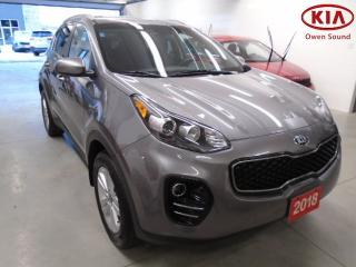 Used 2018 Kia Sportage LX for sale in Owen Sound, ON