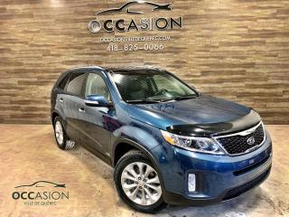 Used 2014 Kia Sorento Traction intégrale, AWD, V6, boîte autom for sale in Ste-Brigitte-de-Laval, QC
