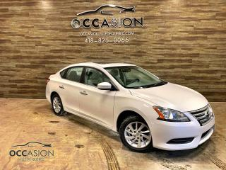 Used 2013 Nissan Sentra Berline 4 portes, CVT SV for sale in Ste-Brigitte-de-Laval, QC