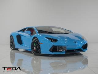 Used 2016 Lamborghini Aventador LP 700-4 for sale in North York, ON