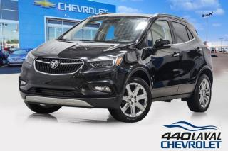 Used 2017 Buick Encore AWD PREMIUM cuir toit ouvrant GPS volant chauffant for sale in Laval, QC