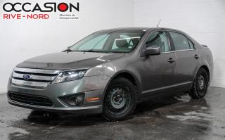 Used 2011 Ford Fusion SE 4 cyl. Cuir-Toit+++ for sale in Boisbriand, QC