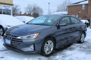 Used 2020 Hyundai Elantra Preferred w/Sun & Safety Package for sale in Brampton, ON