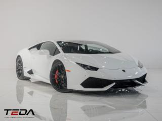 Used 2016 Lamborghini Huracan LP 610-4 for sale in North York, ON