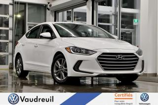 Used 2017 Hyundai Elantra GL * VOLANT CHAUFF * ANGLES MORTS for sale in Vaudreuil-Dorion, QC