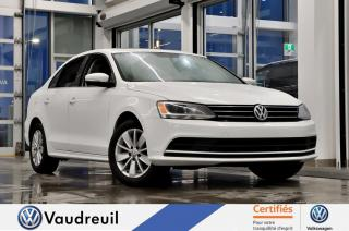 Used 2015 Volkswagen Jetta Trendline+ * A/C * TOIT * 16 POUCES for sale in Vaudreuil-Dorion, QC