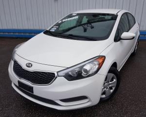 Used 2016 Kia Forte LX *AUTOMATIC* for sale in Kitchener, ON