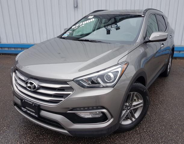 2018 Hyundai Santa Fe Sport AWD *HEATED SEATS*