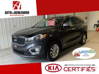 Used 2018 Kia Sorento LX V6 AWD 7X PASS 5000LBS for sale in Notre-Dame-des-Pins, QC