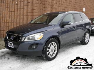 Used 2010 Volvo XC60 T6 AWD || CERTIFIED || for sale in Waterloo, ON
