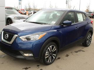 New 2019 Nissan Kicks BACK UP CAMERA NAVIGATION HEATED SEATS for sale in Edmonton, AB
