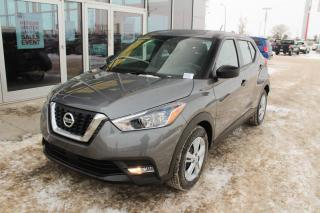New 2020 Nissan Kicks S BACK UP CAMERA NAVIGATION for sale in Edmonton, AB
