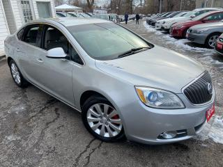 Used 2012 Buick Verano AUTO/ LEATHER/ PWR GROUP/ ALLOYS/ FOG LIGHTS! for sale in Scarborough, ON