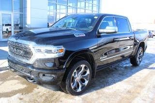 New 2020 RAM 1500 Limited for sale in Peace River, AB