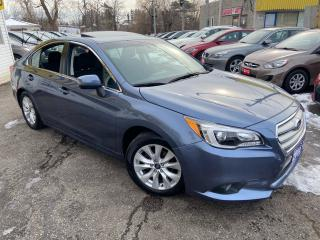Used 2016 Subaru Legacy 2.5i/ TOURING/AWD/ SUNROOF/ REVERSE CAM! for sale in Scarborough, ON
