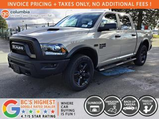 New 2019 RAM 1500 Classic SLT for sale in Richmond, BC