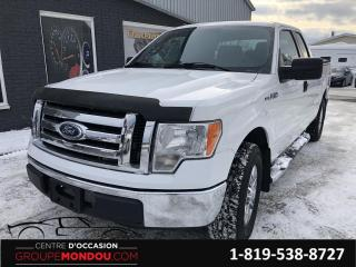 Used 2012 Ford F-150 Cabine Super 2RM 145 po XL for sale in St-Georges-de-Champlain, QC