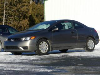 Used 2008 Honda Civic 2 portes, DX AUTOMATIQUE for sale in St-Georges, QC