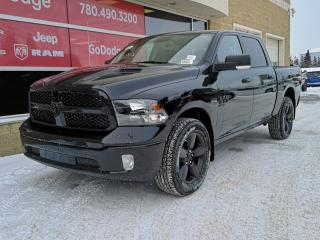 New 2019 RAM 1500 Classic SLT 4x4 Crew Cab / Sunroof / Back Up Camera for sale in Edmonton, AB