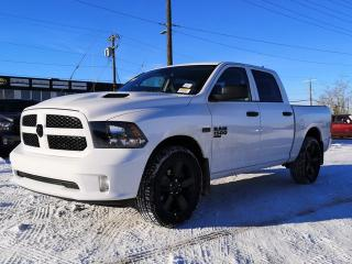 New 2019 RAM 1500 Classic Express 4x4 Crew Cab / Heated Seats & Wheel / Back Up Camera for sale in Edmonton, AB
